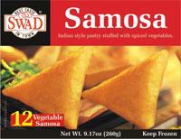 Frozen Samosa's & Seekh Kebab